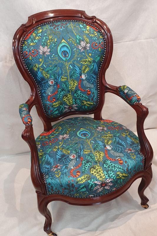 fauteuil Louis-Philippe